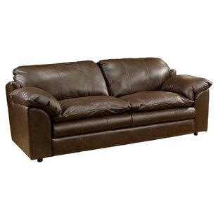 Omnia Leather Encino Leather Sofa