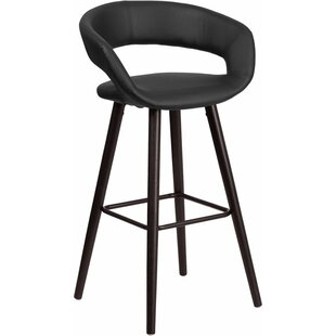Price Check Whelan Rounded Low Back Bar Stool by Orren Ellis Reviews (2019) & Buyer's Guide