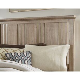 Diemer Craftsman Slat Headboard by Loon Peak