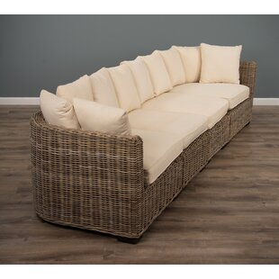 Oteley 4 Seater Sofa By Bay Isle Home