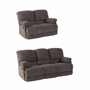 Condron Reclining 2 Piece Living Room Set