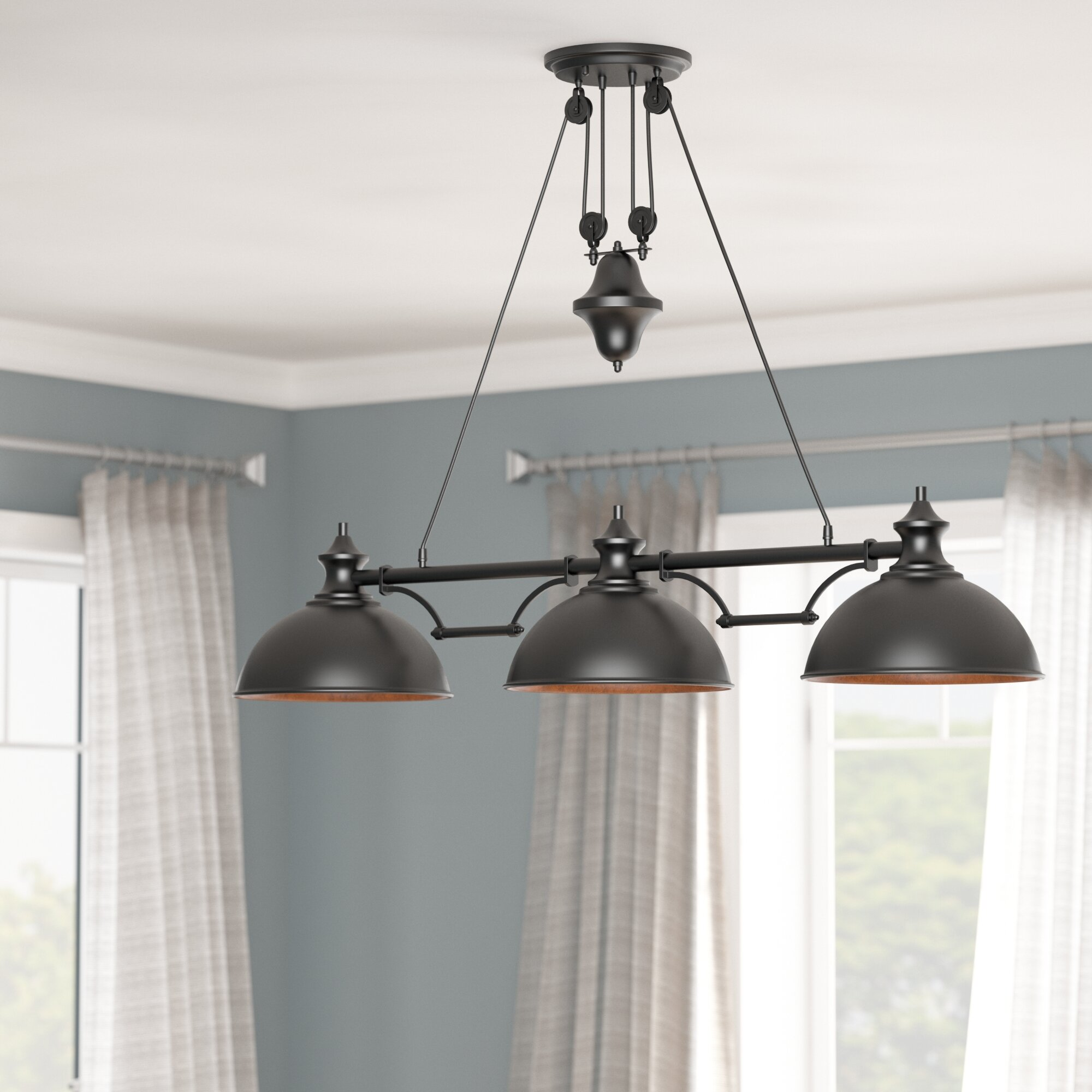 Kitchen Island Modern Farmhouse Pendant Lighting You Ll Love In 2020 Wayfair