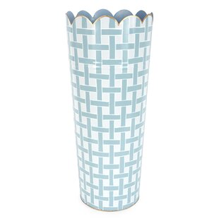 Basketweave Umbrella Stand by Jayes