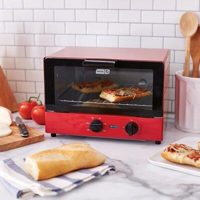 DASH 4 Slice Toaster Oven