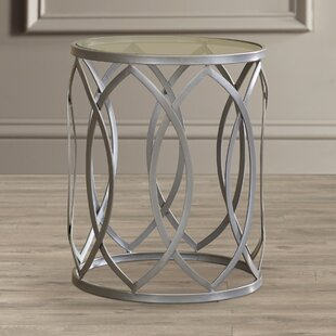 Willa Arlo Interiors Bellanger Metal End Table