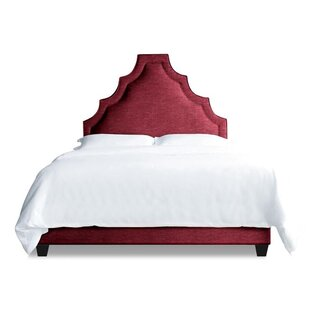 Lexi Upholstered Platform Bed