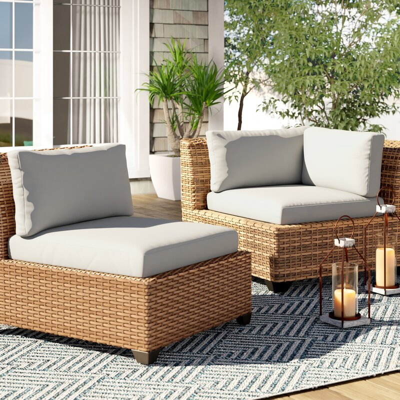 Indoor Outdoor Cushion Cover Set