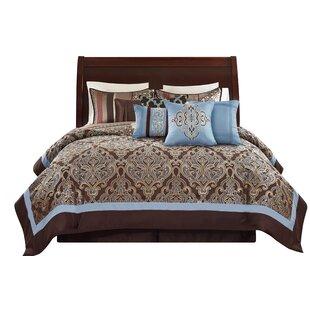 Fleur De Lis Living Eberle Comforter Set