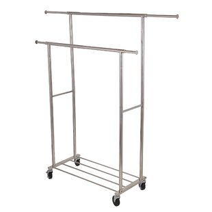 39.4 W Garment Rack By Household Essentials
