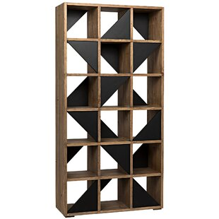 Grant Cube Unit Bookcase Noir