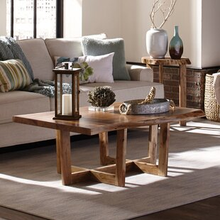 Affordable Beyers 3 Piece Coffee Table Set ByFoundry Select