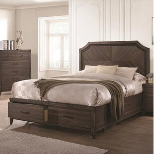 Theis Upholstered Platform Bed