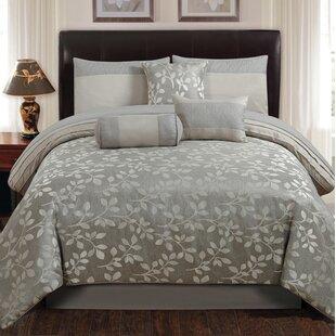 Hallmart Collectibles 7 Piece Comforter Set