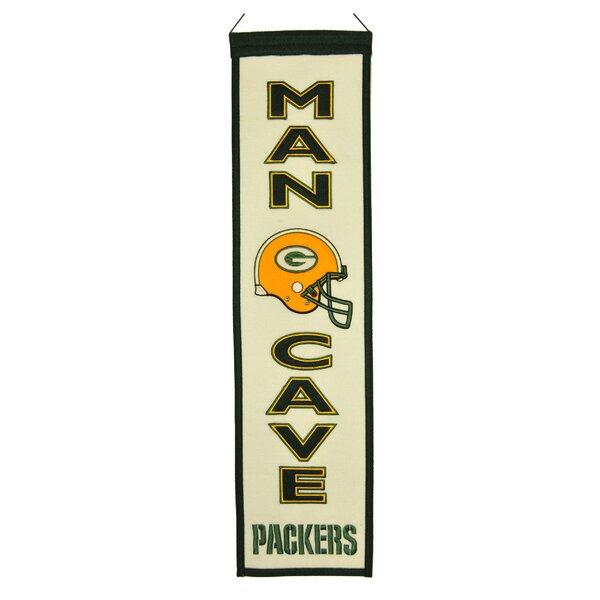 Winning Streak NFL Philadelphia Eagles Man Cave Banner