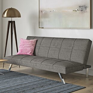 Boonton Convertible Sofa by Wade Logan