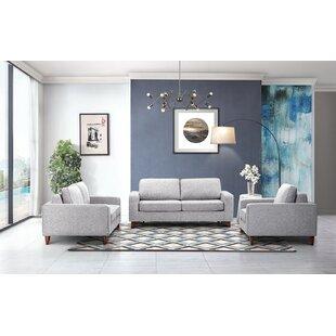 Inexpensive Courter Sleeper 3 Pieces Living Room Set by Corrigan Studio Reviews (2019) & Buyer's Guide