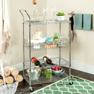 Bar Cart by Symple Stuff
