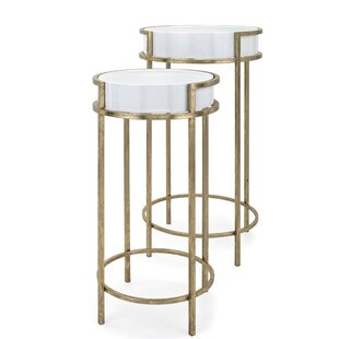 IMAX Hester End Table