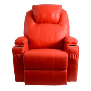 Red Barrel Studio Reclining Full Body Massage Chair