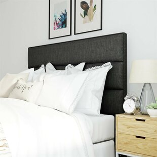 Upholstered Panel Headboard by Serta at Home