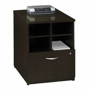 Bush Business Furniture Series C 1 Drawer Vertical File