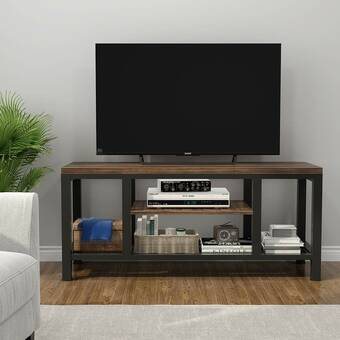 Williston Forge Orman Tv Stand For Tvs Up To 78 Reviews Wayfair