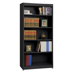 Elite Radius Edge Stationary Standard Bookcase