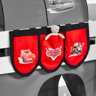 Disney Cars Bunk Bed Pocket By Cars