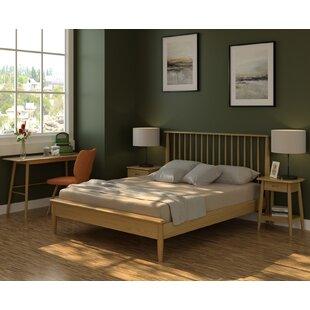 Braydon Bed Frame By Hykkon