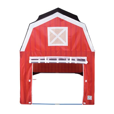 Pacific Play Tents Barnyard 3.17' x 4' Playhouse