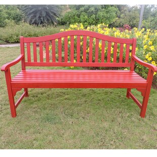Enright Wooden Garden Bench