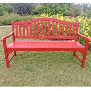 Enright Wooden Garden Bench