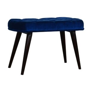 Kya Upholstered Bench By Canora Grey