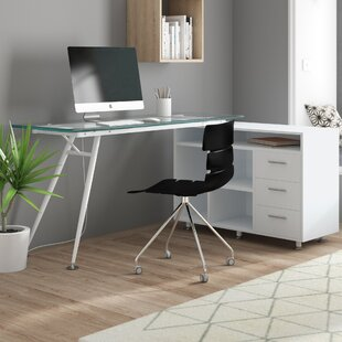 L-Shaped Computer Desk By Symple Stuff