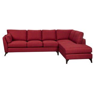 Lunetta Sectional by Brentwood Classics