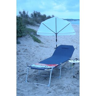 Review Justine Reclining Sun Lounger