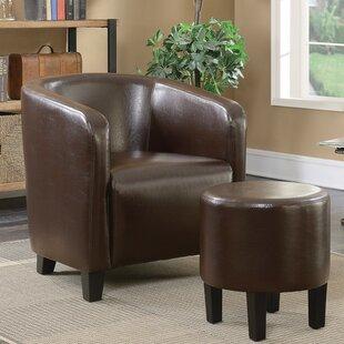 Iacovelli Barrel Chair by Winston Porter