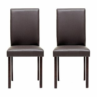 Baxton Studio Susan Parsons Chair (Set of 2)