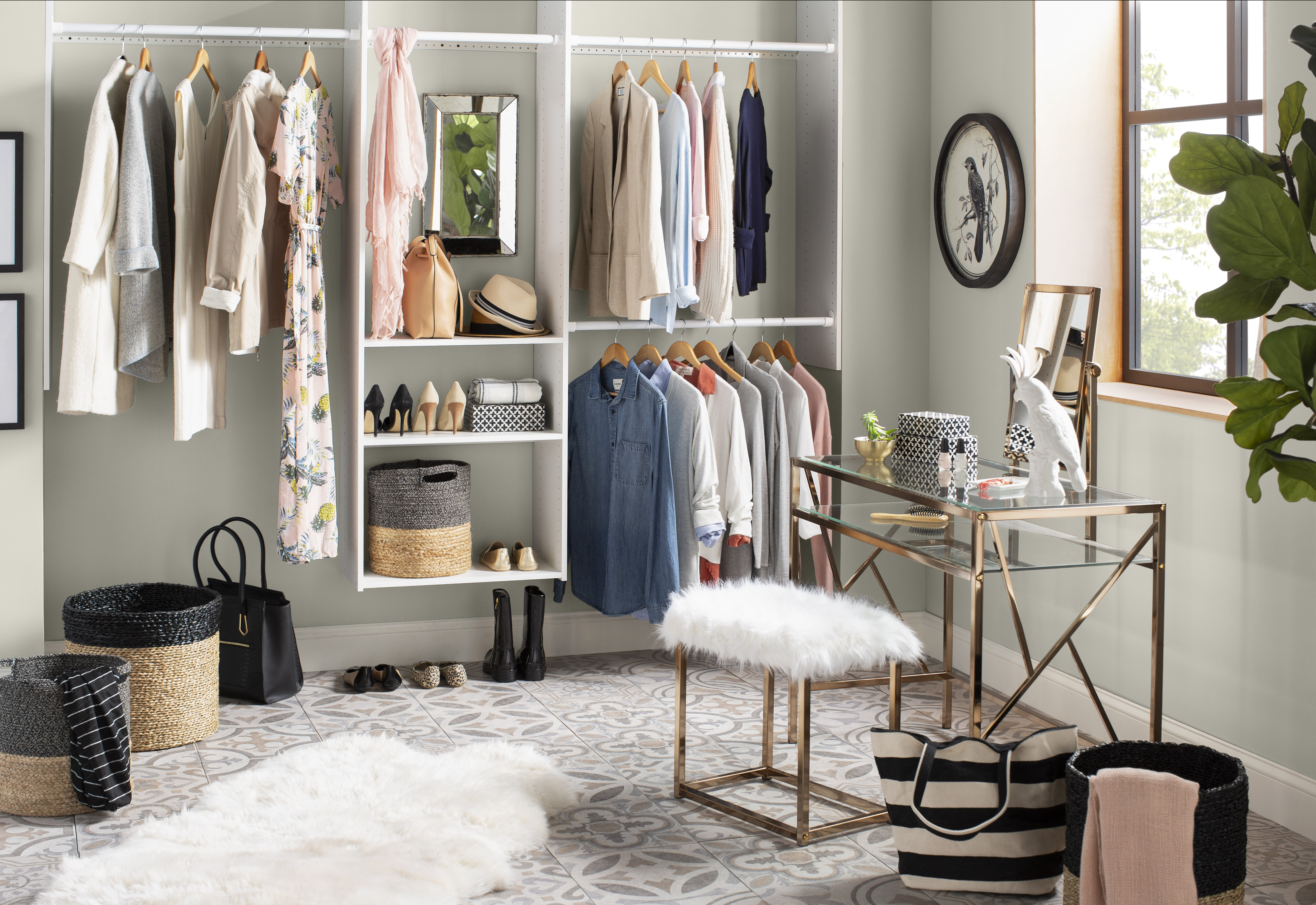 Small Closet Ideas: How to Maximize Your Space  Wayfair