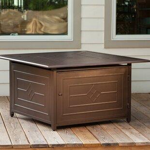 Reagatta Aluminum Propane Fire Pit table