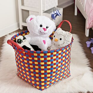 Best Primary Woven Plastic Basket By Honey Can Do