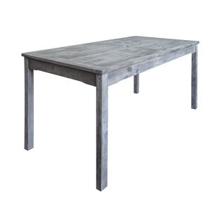Read Reviews Densmore Rectangular Table By Darby Home Co