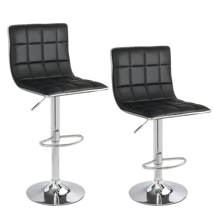 Super Adjustable Height Swivel Bar Stool Gmtry Best Dining Table And Chair Ideas Images Gmtryco
