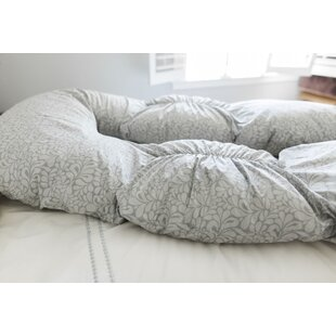 Back N Belly Bunchie Contoured Body Pregnancy Pillow