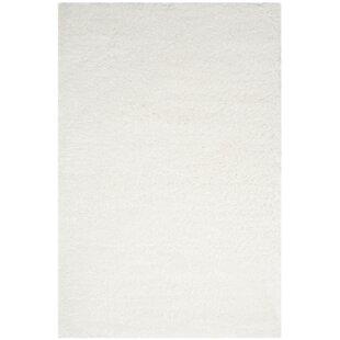 Best Price Bilroy White Area Rug ByWilla Arlo Interiors