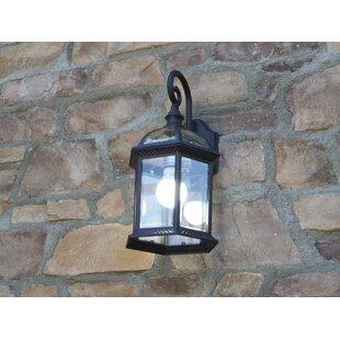 Brick and Barrel Outdoor Wall Lantern