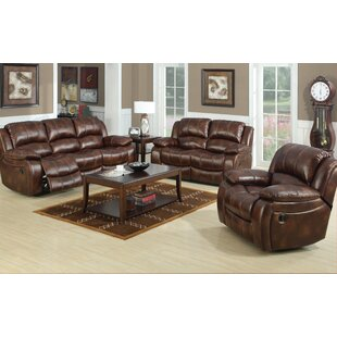 Bryden Reclining Loveseat by Loon Peak