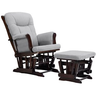 Best Reviews Roper Glider and Ottoman ByViv + Rae