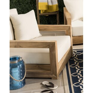 Phenomenal Lakeland Teak Patio Chair With Cushions Alphanode Cool Chair Designs And Ideas Alphanodeonline