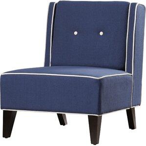 Elderfield Slipper Chair by Beachcrest Home